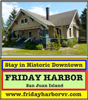 Friday Harbor Vacation Rentals