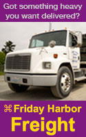 Friday Harbor Freight