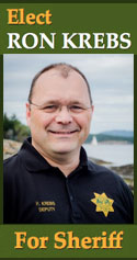Ron Krebs for Sheriff