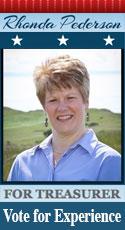 Rhonda Pederson 4 Treasurer