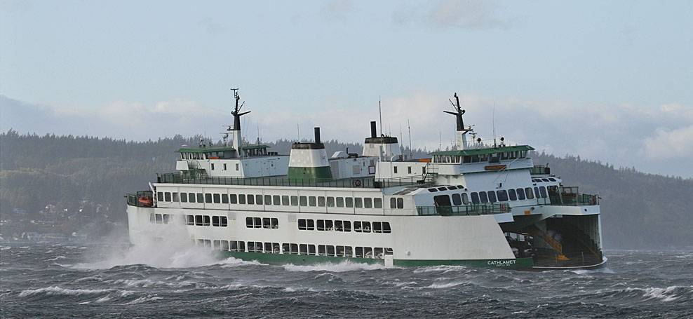 Ferry Victoria San Juan Islands Seattle