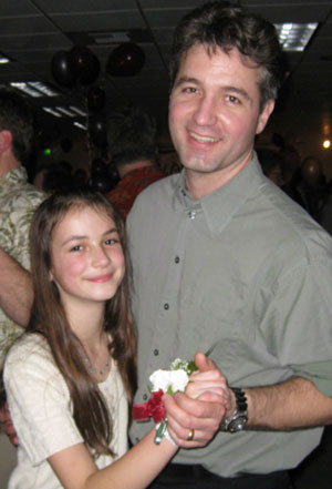 Father Daughter Dance. The Father/Daughter Dance was