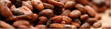 Chocolate beans.....