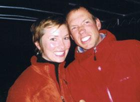 Rachel & Brian Goodremont