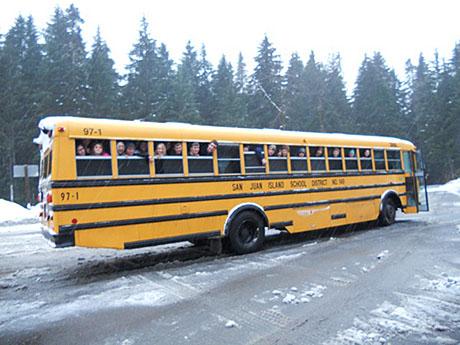 Ski Bus - Use it or lose it...