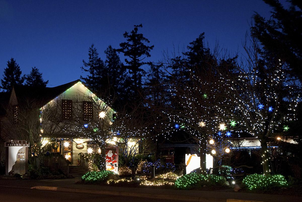 Earthbox Motel, December 2009