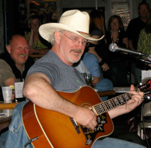 Tom Doenges, Kate Schuman and Special Guest Bernie Nelson at the Rumor Mill Wednesday