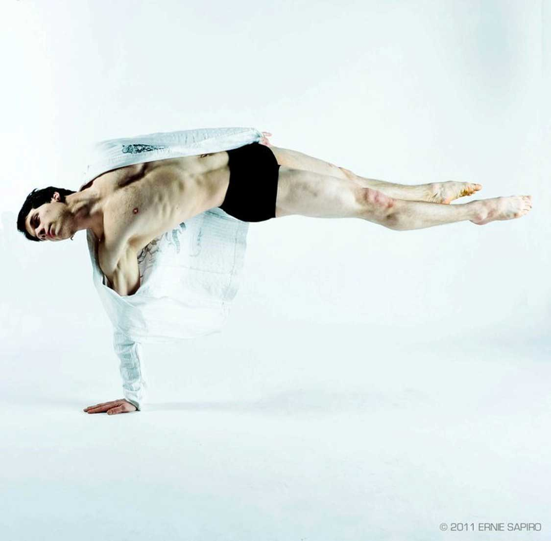 "Danny Boulet will star as The Prince in Lina Downes' new ballet ""A Fairytale Romance"""