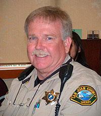 Sheriff Rob Nou