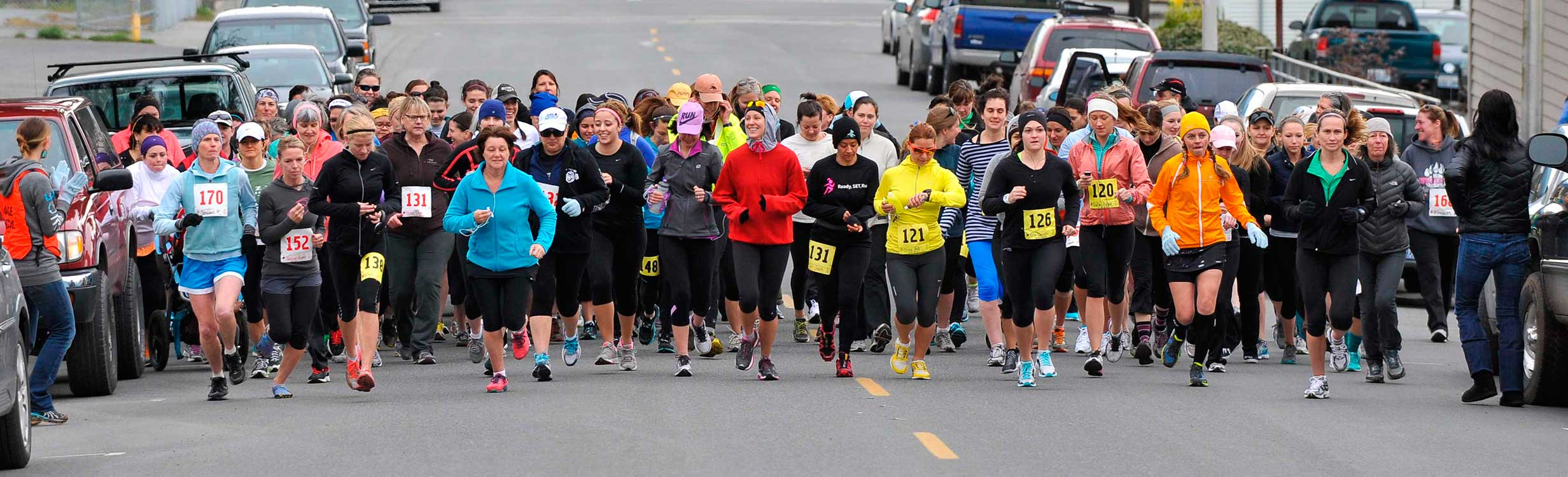 RLR 2013… and they're off! - John Miller photo