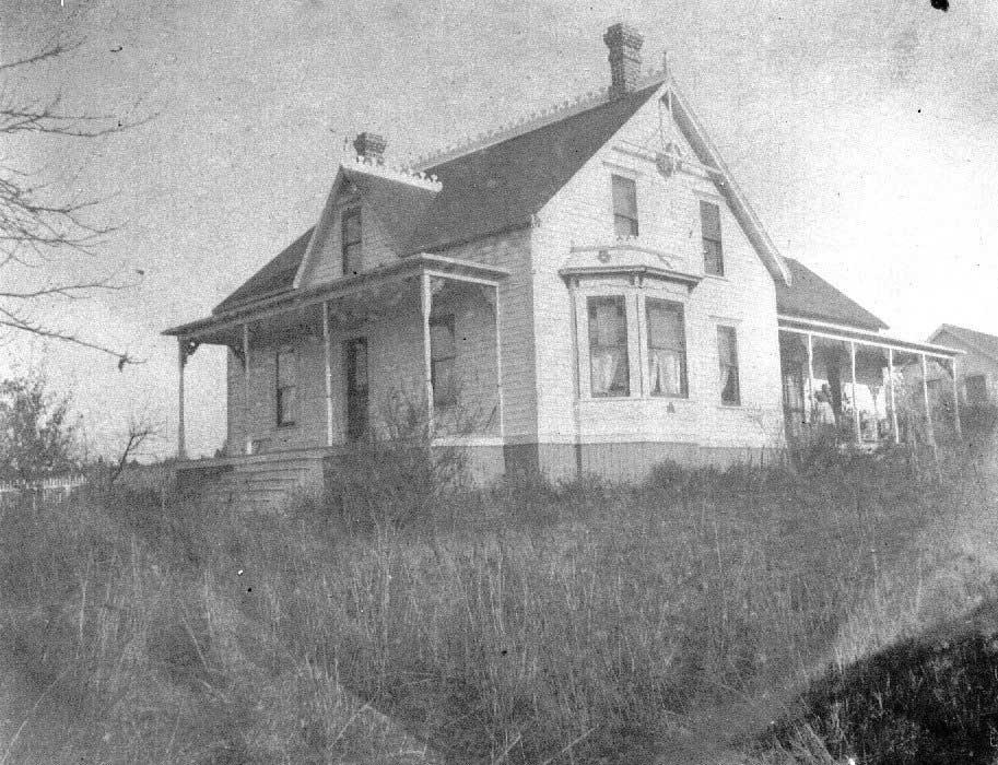 Long lost farmhouse - San Juan County