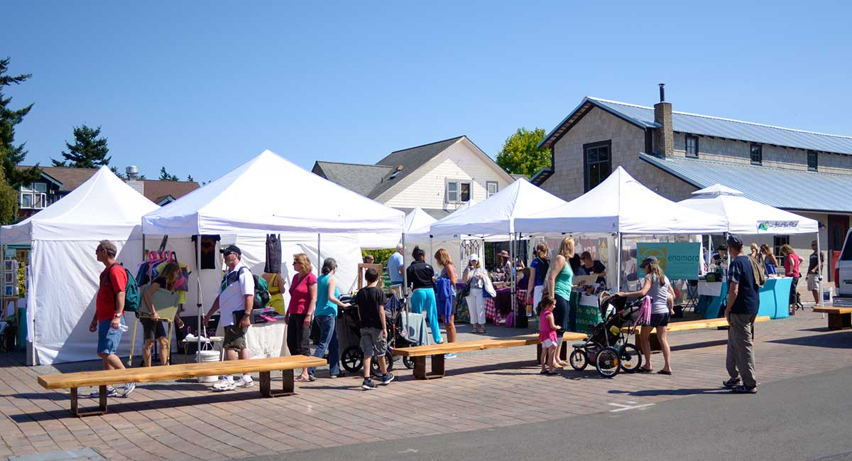 The Art Market will run on Fridays from June 20 through
