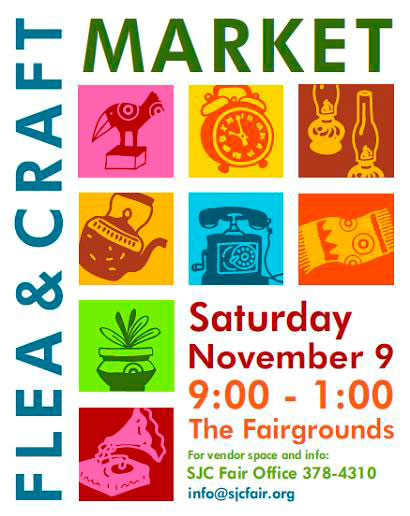 Flea Market And Craft Fairs San Juan Island Update