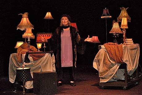 "Maureen See in ""Talking With..."" - Keith Busha photo"