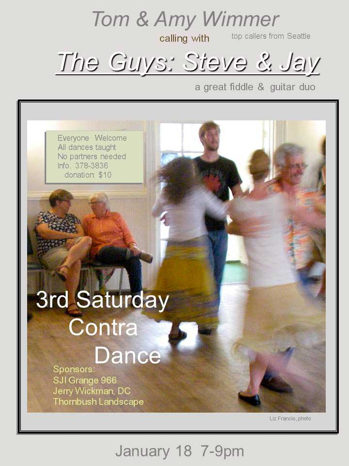 Contradance Poster - Click for larger version