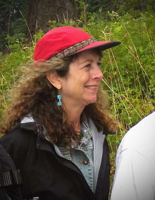 BLM San Juan Islands National Monument Manager Marcia deChadenedes - BLM photo