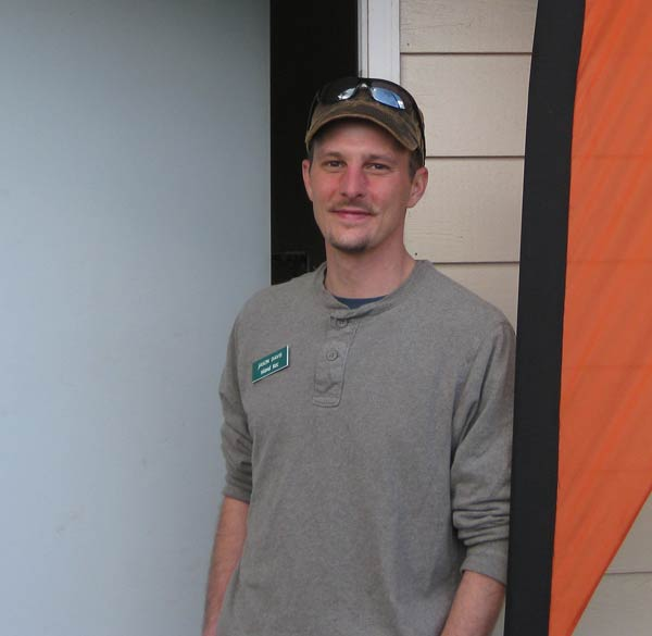 Jason Davis of Island Rec - Contributed photo