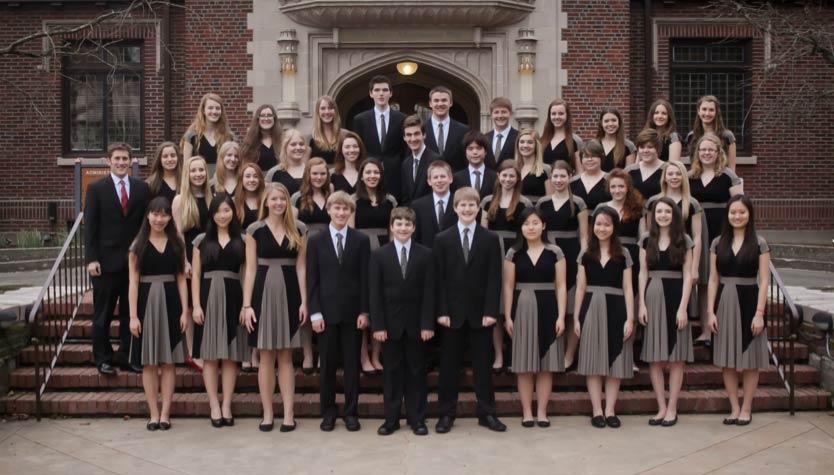 King's Highschool Choir - Contributed photo