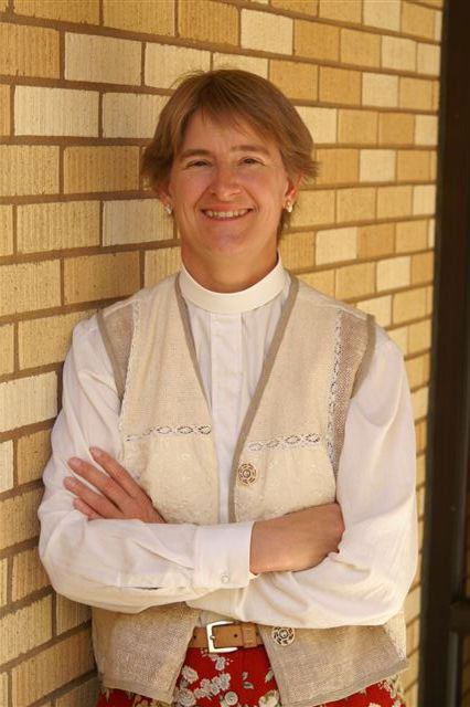 The Reverend Elizabeth Purdum will begin serving as the Pastor of The Lutheran Church in the San Juans - Contributed photo