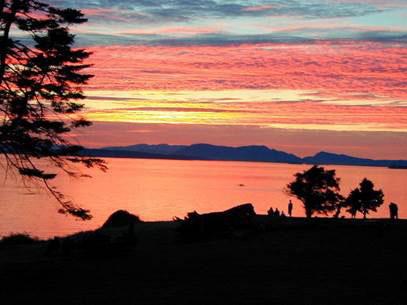 Westside Sunset - Contributed photo