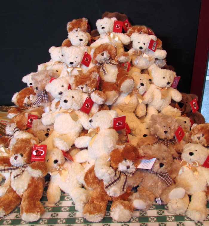 Teddy Bear Time - Contributed photo
