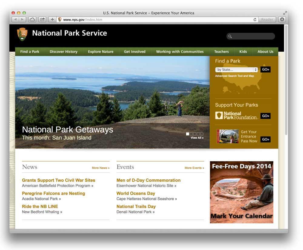 nps-homepage