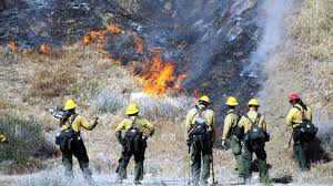 Are you ready to defend your Island if a Wildland Fire occurs here? Take up the challenge - Take the class - Spend two weekends - Get certified