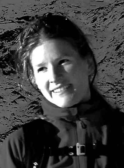 Mt. Rainier Nat'l Park Physical Scientist Rebecca Lofgren - Contributed photo