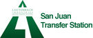 SJ Transfer Station Logo