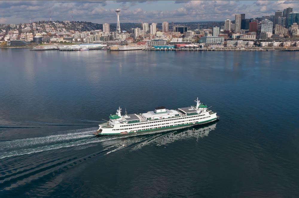 M/V Tacoma, a Jumbo Mark II class Washington State Ferry - WSF file photo