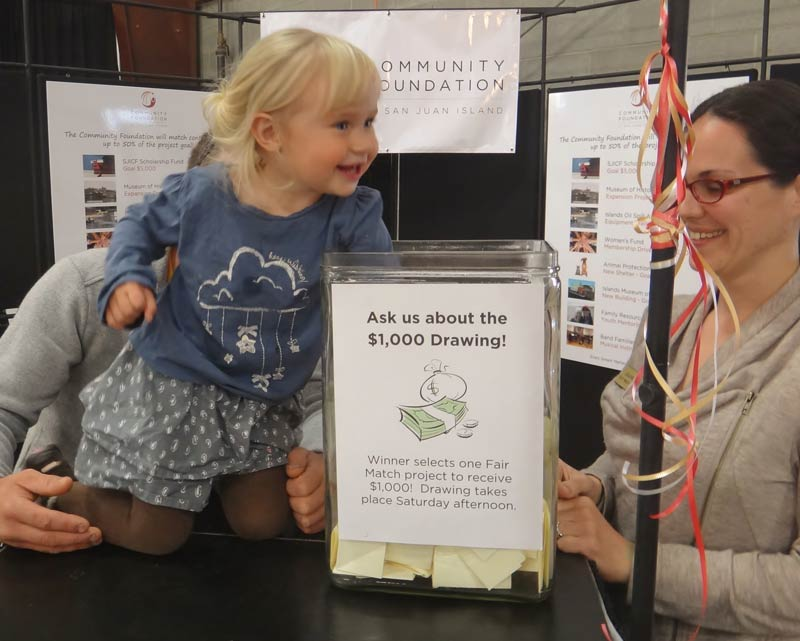 Banner Year for Caring and Giving at the Fair | San Juan Island ...