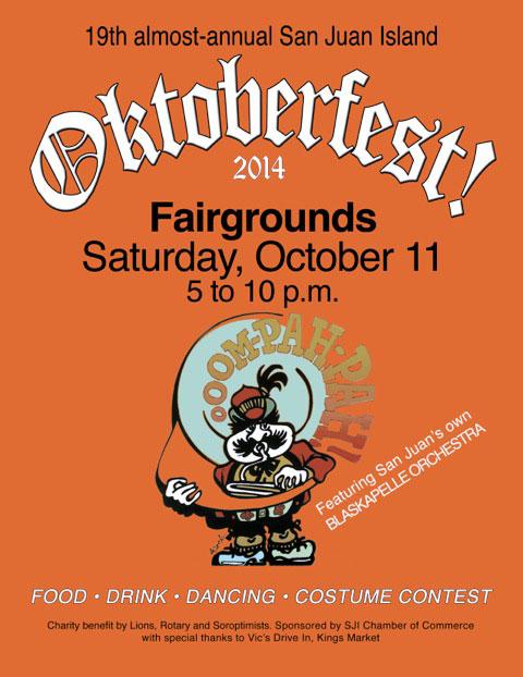 Oktoberfest 2014 Poster