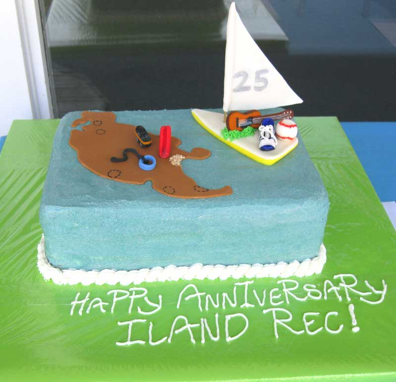 Island Rec's 30th Anniversary Party is coming up on Sept. 6th - Contributed photo