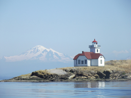 Patos Island Lighthouse - Contributed Photo