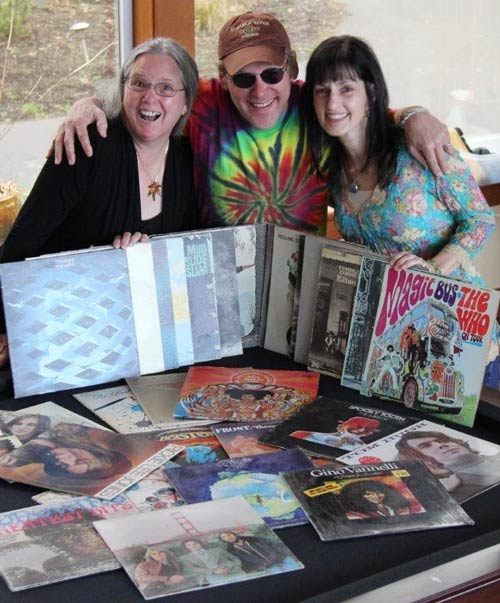 """""""Rewind"""" is (L-R) Kate Schuman, Tom Doenges and Tami Doenges - Contributed photo"""