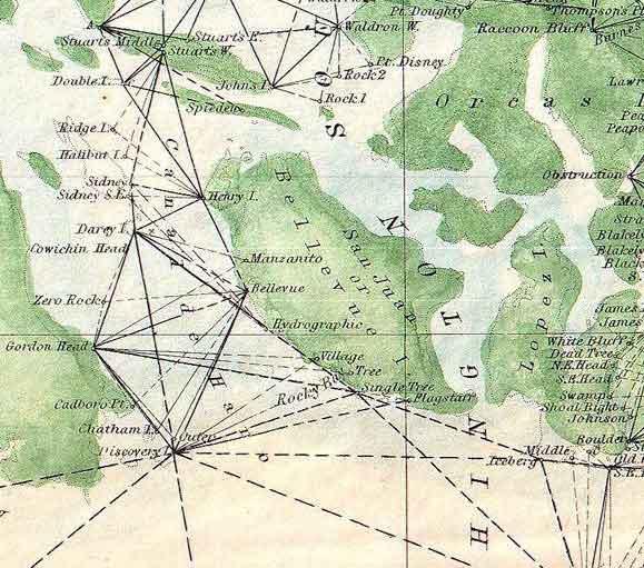 1857_Coast_Survey_Chart_SanJuans