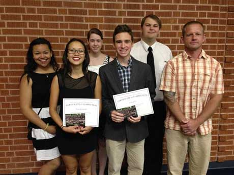 OPALCO Students Earn Top Honors - Contributed Photo