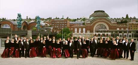 Northwest Repertory Singers - Photo Courtesy SJCT