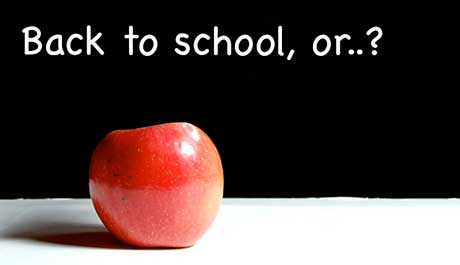 school-apple