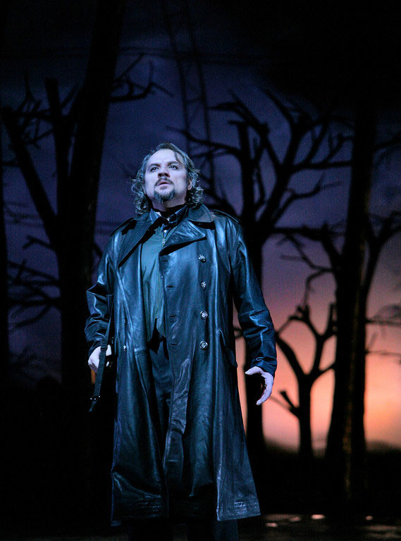Macbeth on Monday at SJCT - Contributed photo