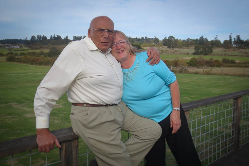 Lyle and Joanie Mann celebrate 25 years - Shannon Dean photo
