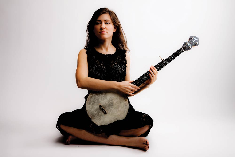 Ruth Moody comes to the SJ Community Theatre this Friday - Contributed photo