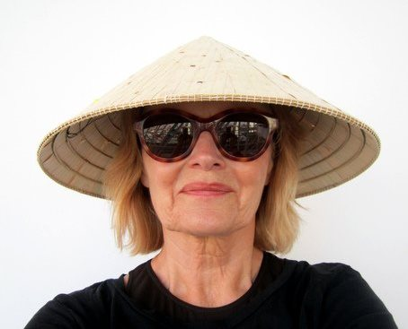 Carla Wright on the Slow Boat to China - Contributed photo