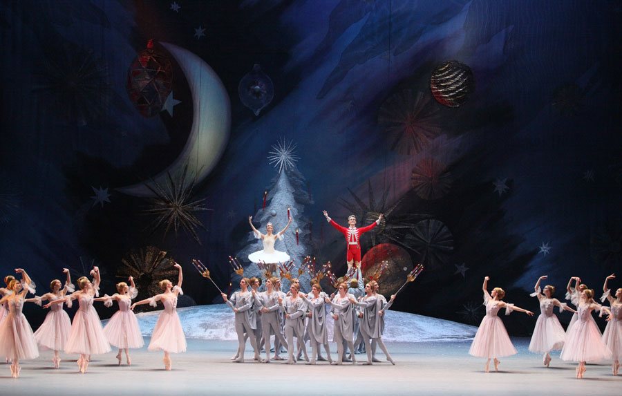 The Bolshoi Ballet with The Nutcracker - Contributed photo