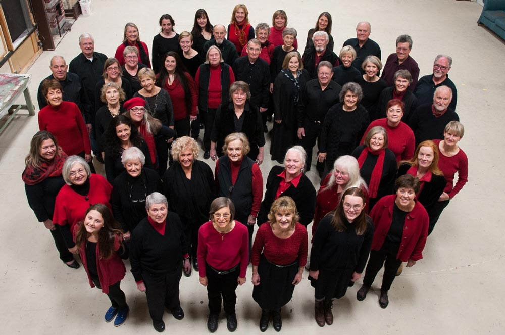 The San Juan Singers - Contributed photo