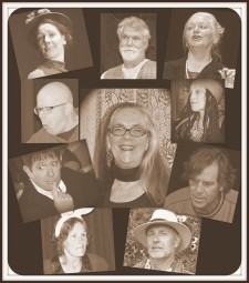 KWIT Players in It's a Wonderful Life - Click to enlarge