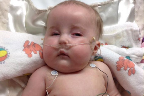 Baby Arianna needs our help
