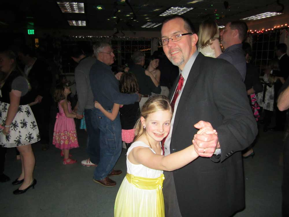 Fathers and Daughters at the Dance - Contributed photo