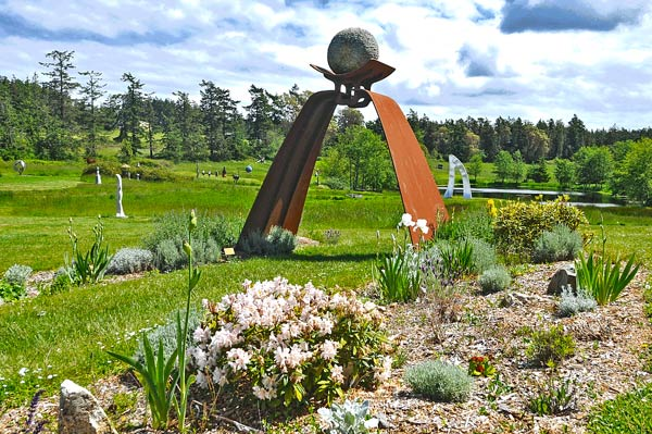 San Juan Island Sculpture Park - Contributed photo