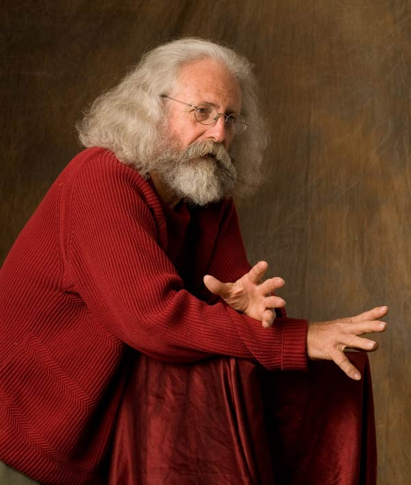 Fritz Dreisbach, The Johnny Appleseed of Glass, to speak at San Juan Community Theatre - Contributed photo